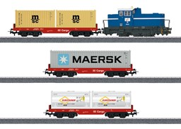 "Picture of Märklin 29453 H0 Start up - Startpackung ""Containerzug"" 